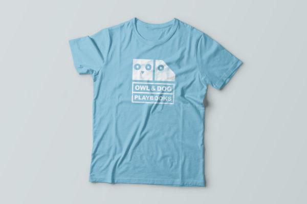 camiseta scaled Camiseta personalizada estampación 1 color