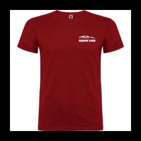 Estampación camiseta a 1 color