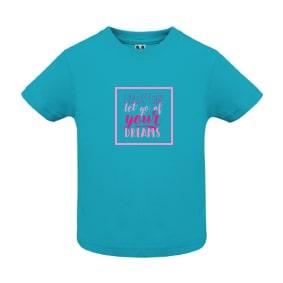 Camiseta infantil tus sueños